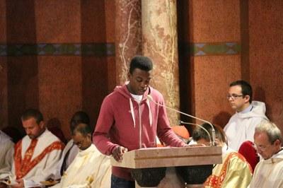 Les messes durant les catéchèses